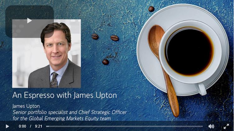 An Espresso with James Upton