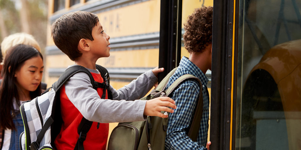 A Lesson In Back To School Giving