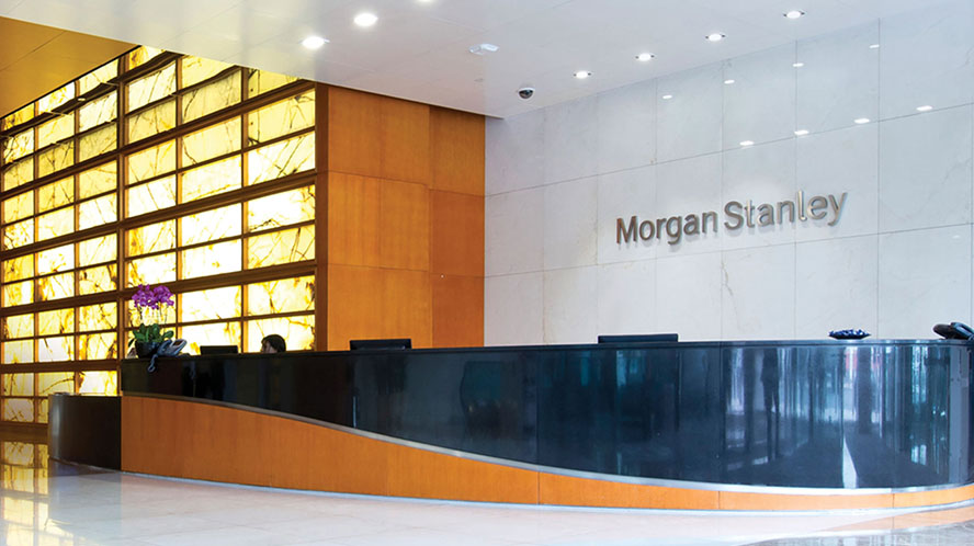 Statement From Morgan Stanley's Black Managing Directors