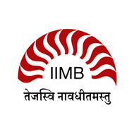Post Graduate Program in Management, Indian Institute of Management Bangalore