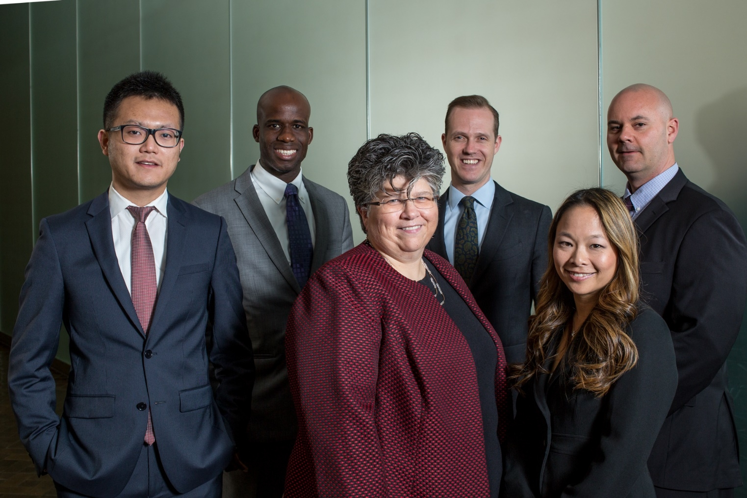Julia A. Peloso-Barnes, Naoka Nakagawa, Keron Edwards, Julia, Erik Hayden, Lingxi Chen, and James O'Reilly, Morgan Stanley Wealth Management