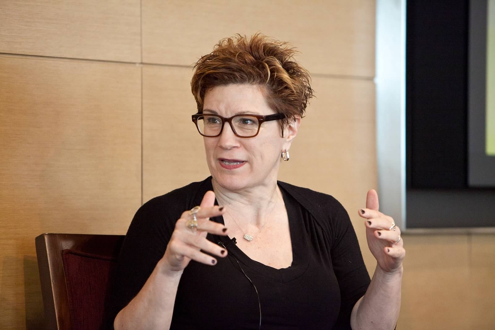 Lisa Kron, Out On Broadway, Morgan Stanley Wealth Management