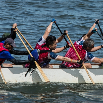 Morgan Stanley Dragon Boat Race