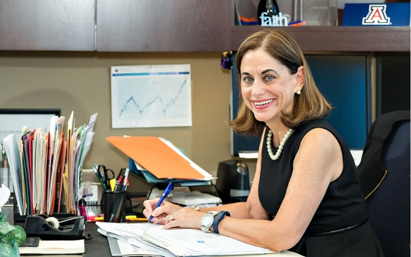 Jane Rojas, Morgan Stanley Wealth Management