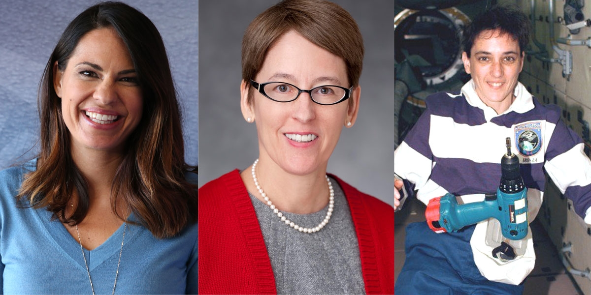 Summit speakers include Olympian Jessica Mendoza, Morgan Stanley Wealth Management's Shelley O'Connor and Astronaut Dr. Nancy J. Currie-Gregg.