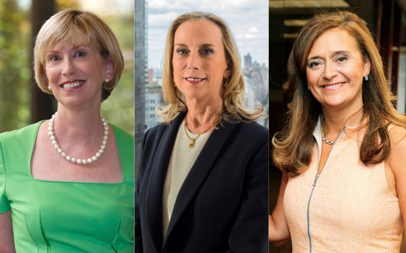 Mary Deatherage, Susan Kingsolver, Deborah Montaperto, Morgan Stanley Wealth Management