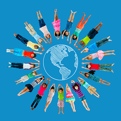 Global Volunteer Month