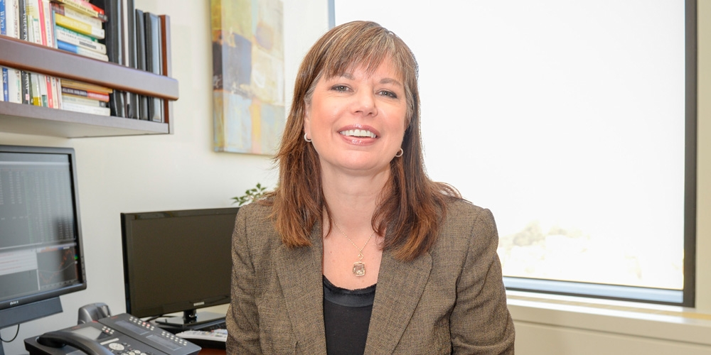 Julie Baeder, Morgan Stanley Wealth Management