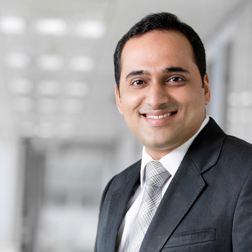 Ruchir Sharma Chief Global Strategist